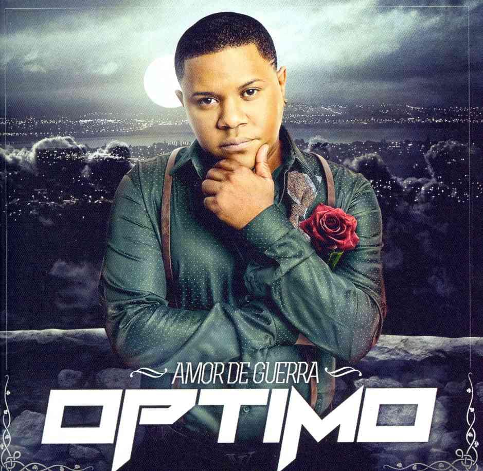 AMOR DE GUERRA BY OPTIMO (CD)
